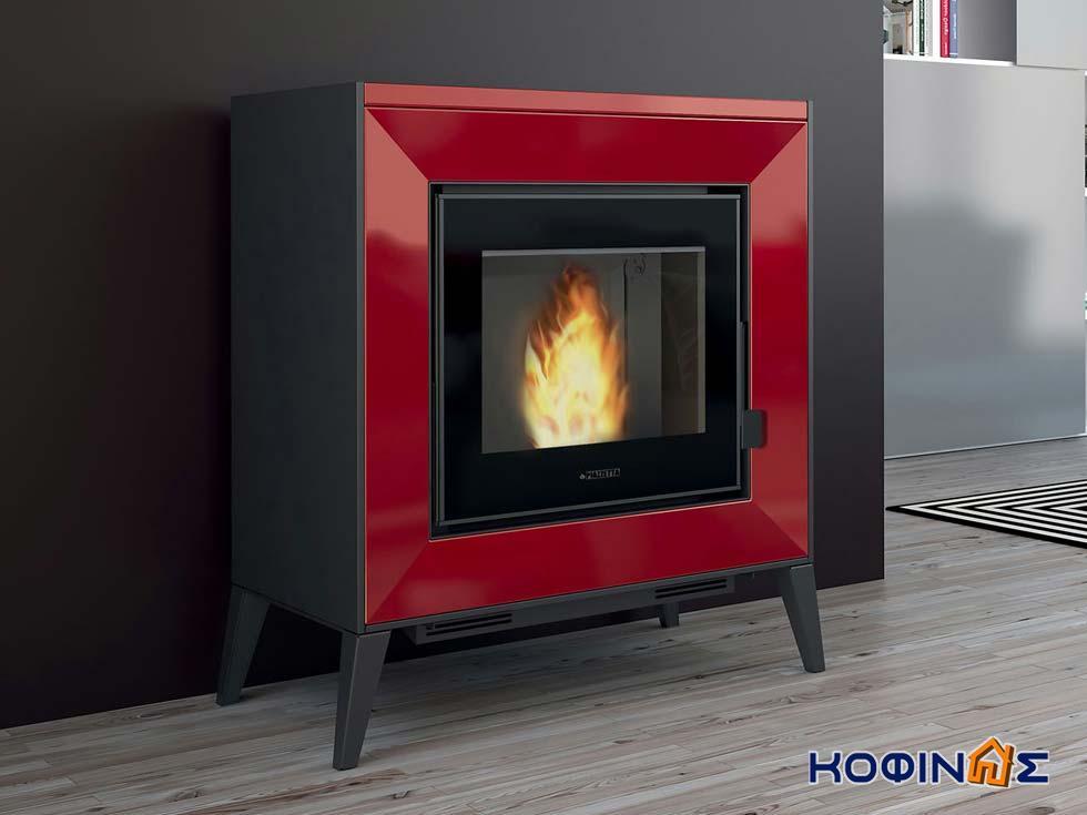 Prefabricated Houses Fireplaces And Roof Tiles