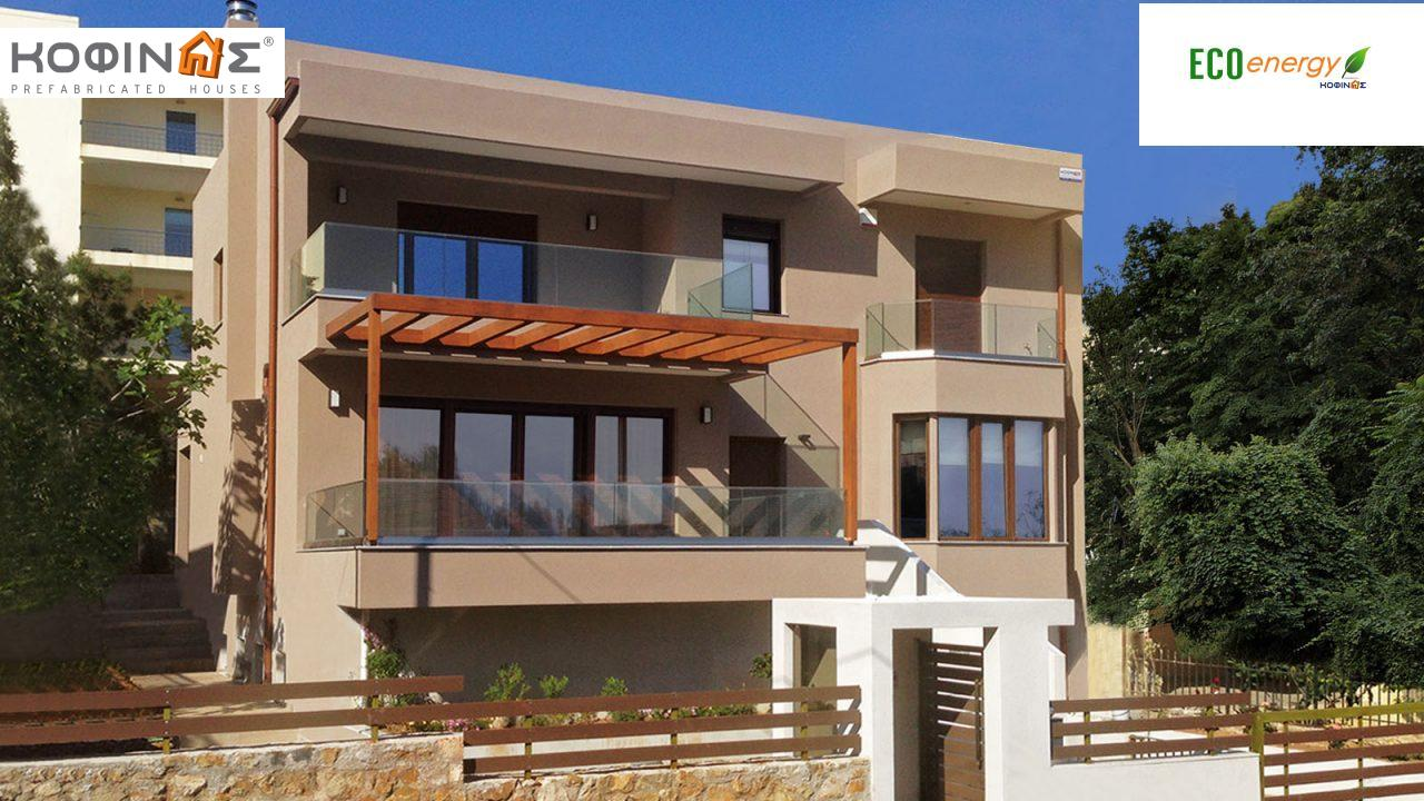 2-story house D-220, total surface of 220,70 m² ,roofed areas 48.40 m²,balconies 21.10 m² featured image