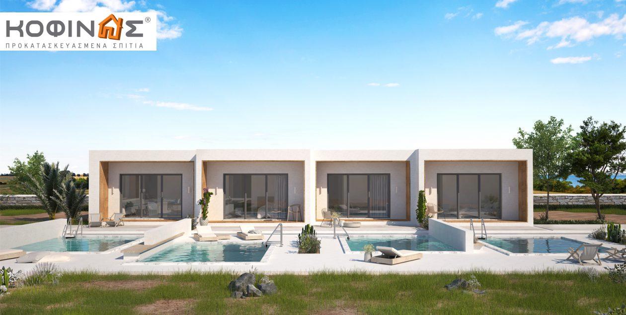 Συγκρότημα Κατοικιών E-40a, συνολικής επιφάνειας 4 x 40,10 = 160,40 τ.μ. featured image