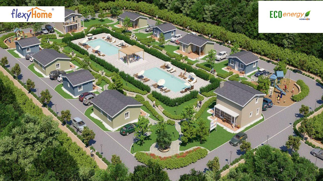 Συγκρότημα κατοικιών Flexyhome featured image