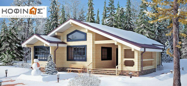 Finnish wooden houses photos