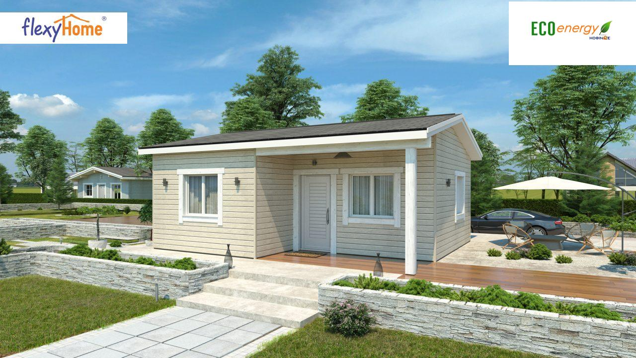 1-story Flexyhome IF-32 featured image