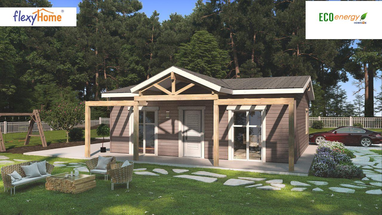 1-story Flexyhome IF-61B featured image