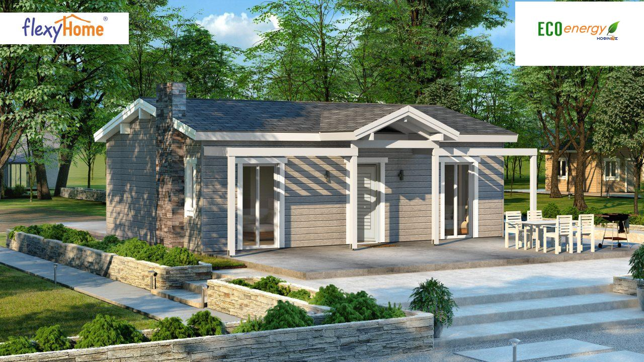 1-story Flexyhome IF-70 featured image