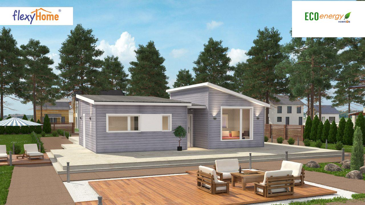 1-story Flexyhome IF-72 featured image