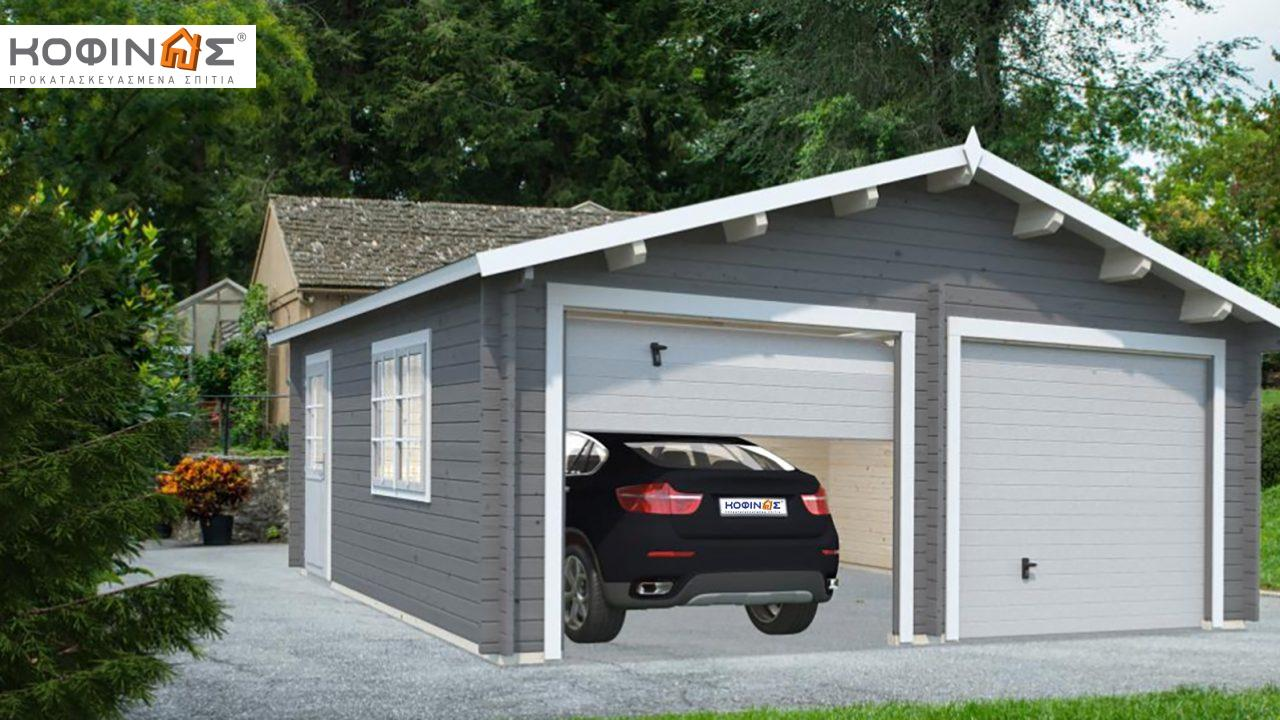 Garage G-30, total area 29.33 sq.m. featured image