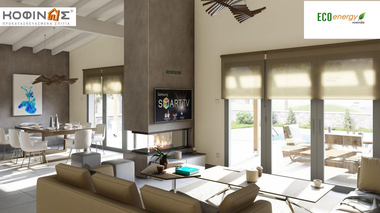 Ισόγεια Κατοικία I-117, συνολικής επιφάνειας 117,99 τ.μ., στεγασμένοι χώροι 39,99 τ.μ.6