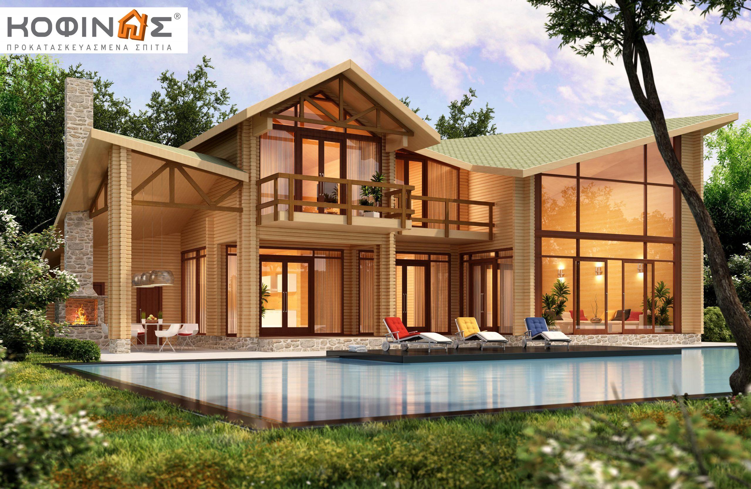 Σχέδια κατοικιών χωρίς κάτοψη-Φινλαδικές κατοικίες