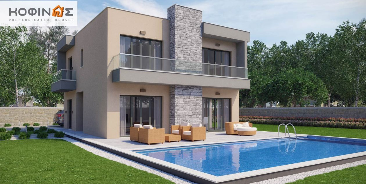 2-story house D-190, total surface of 190,94 m² featured image