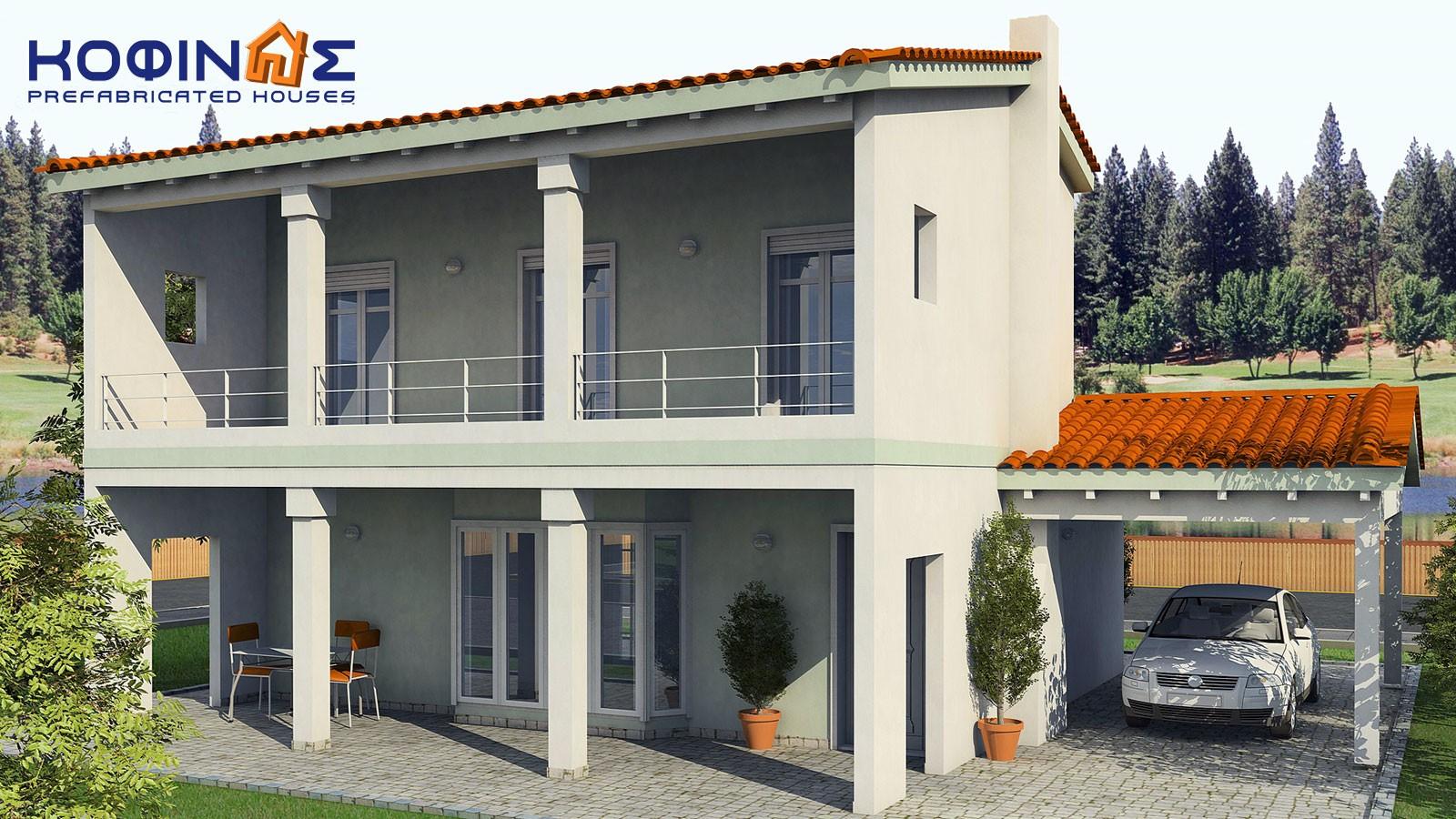 2-story house D-102