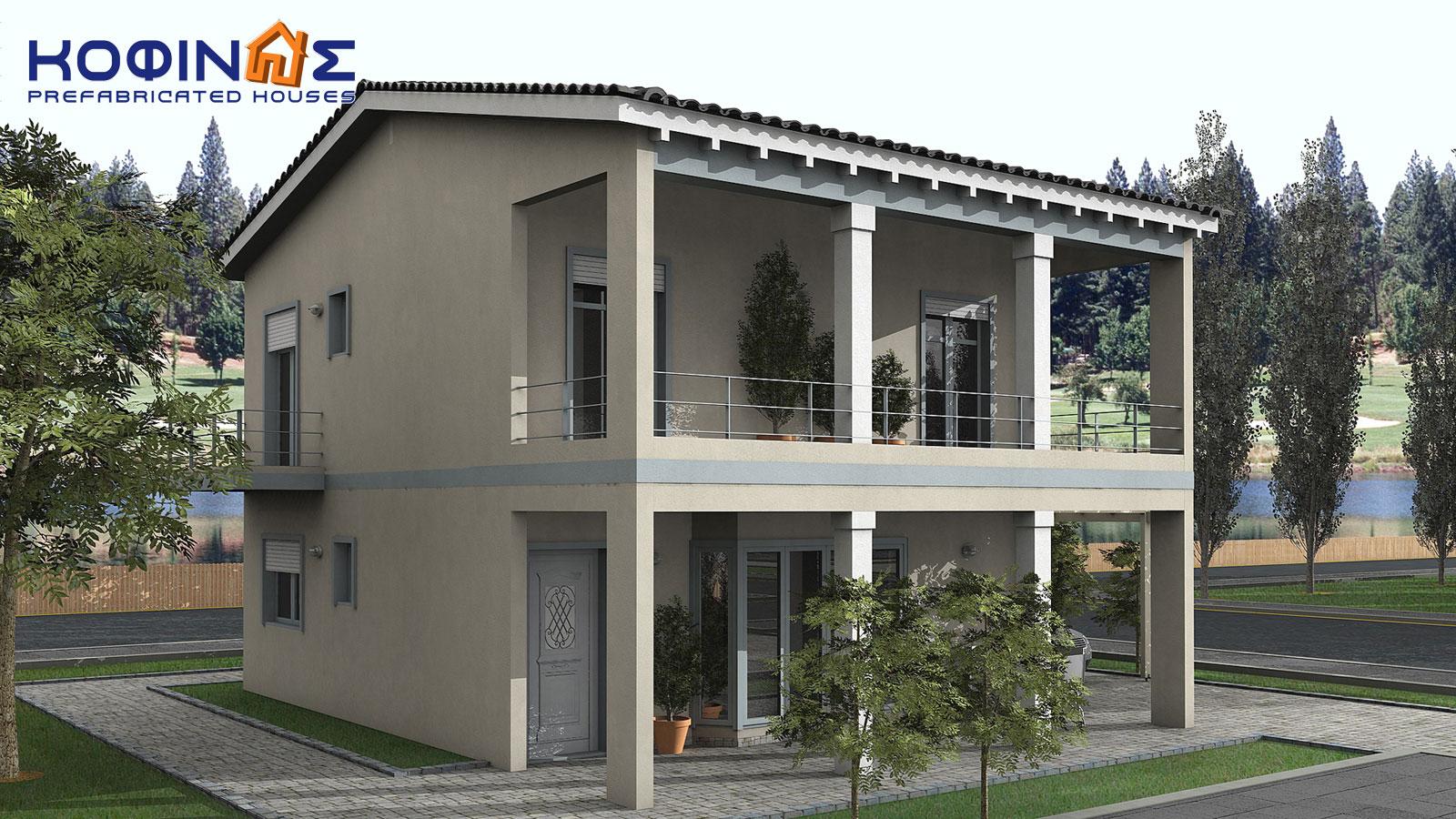 2-story house D-110