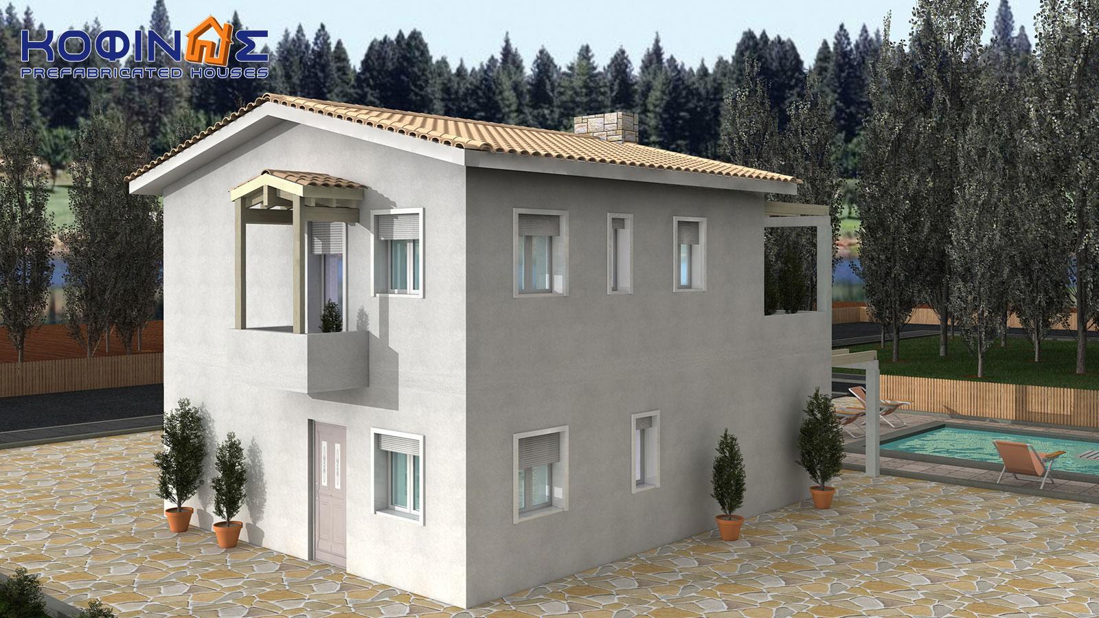 2-story house D-121