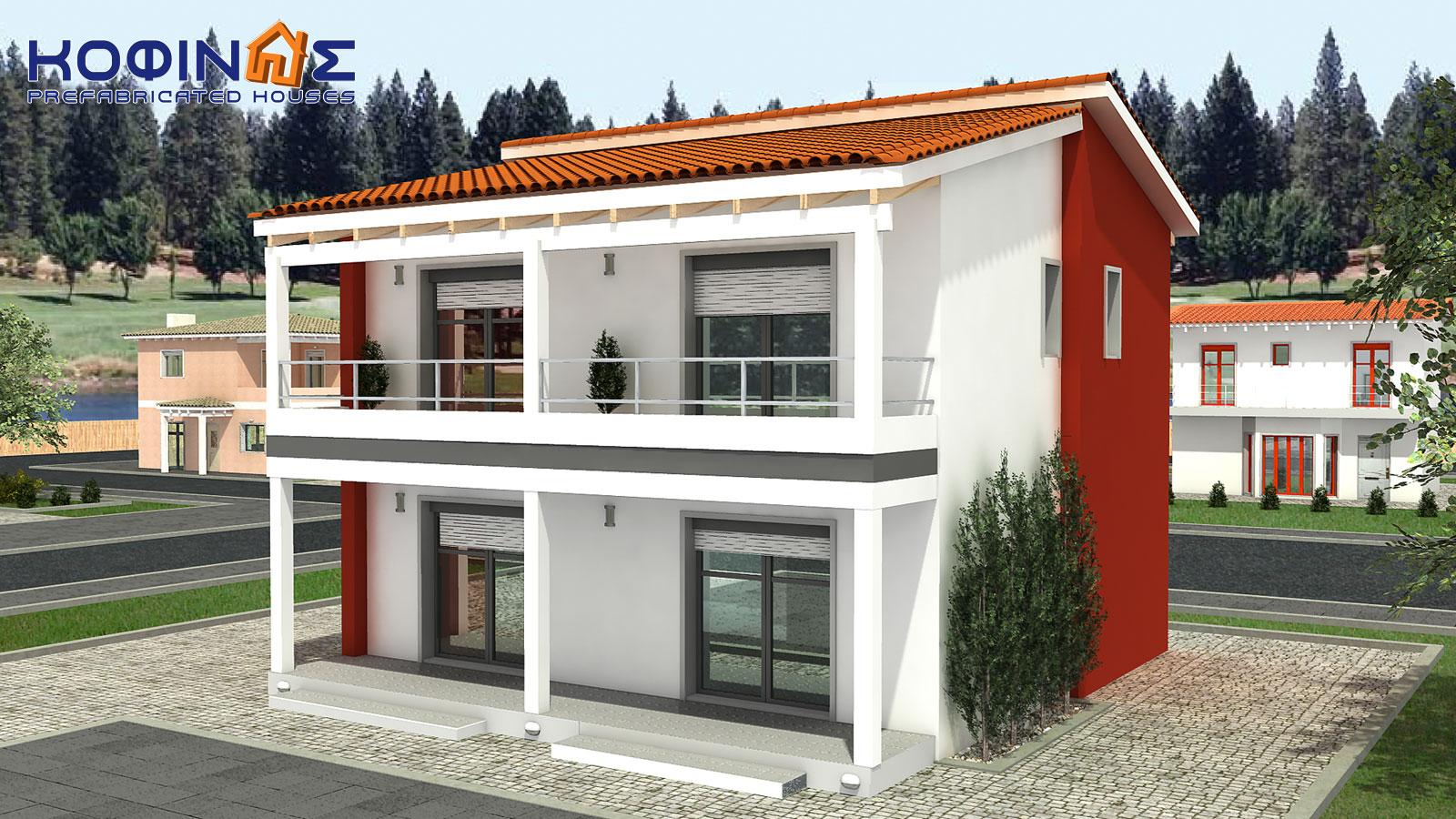 2-story house D-138