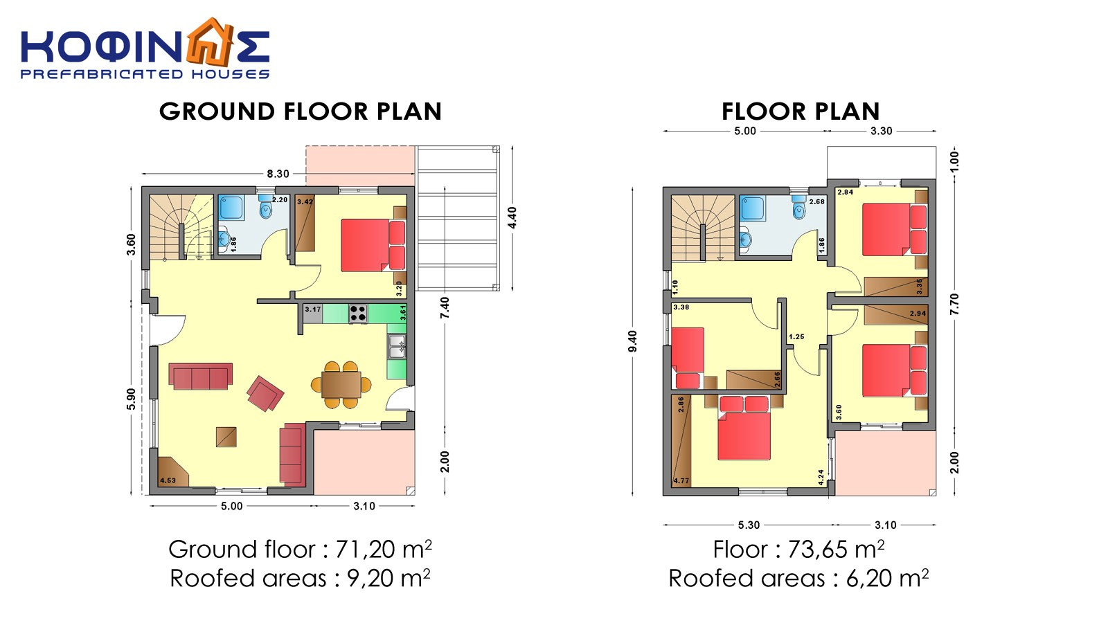 2-story house D-144