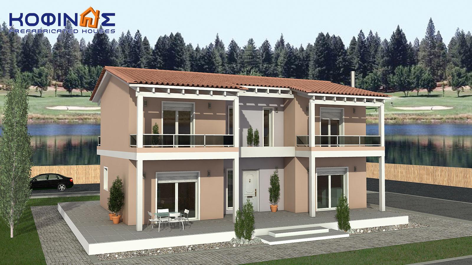 2-story house D-180