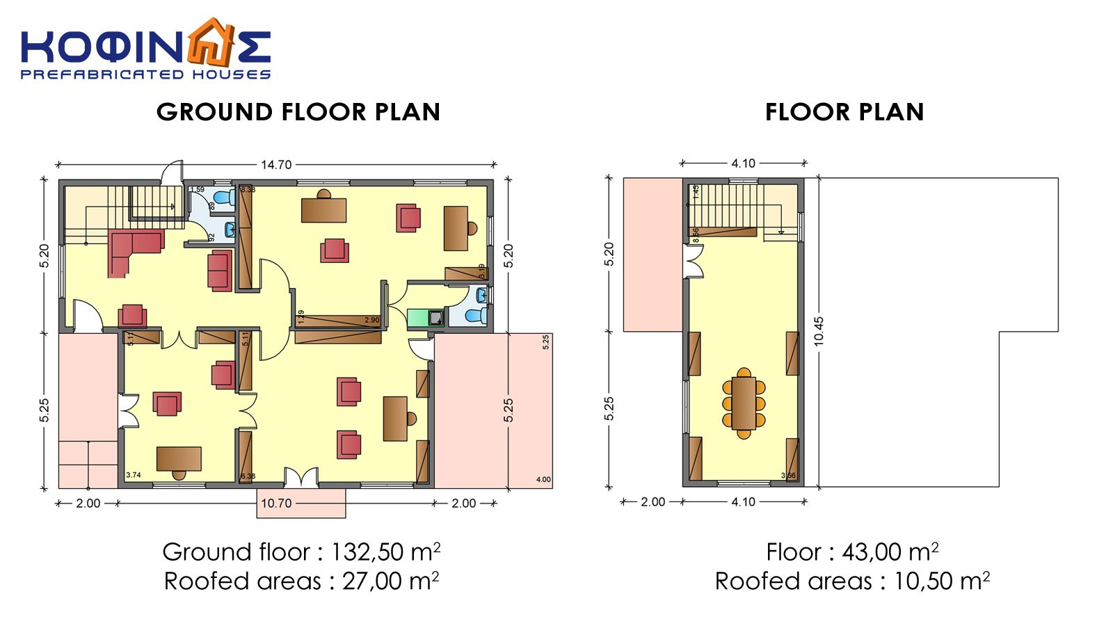 2 story office building e 175 total space of 175 50 m for Two story office building plans
