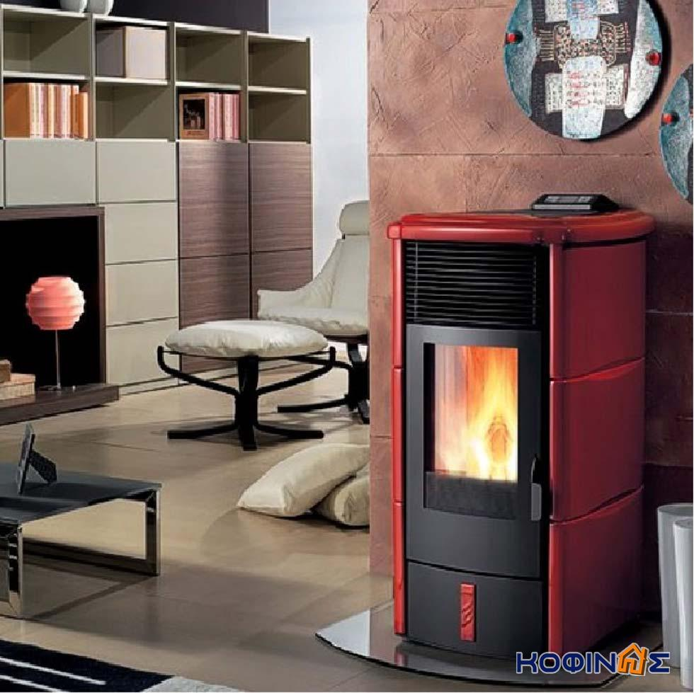 prefabricated houses fireplaces and roof tiles κοφινάς